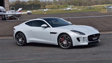 2016 Jaguar F-Type R AWD review (video)