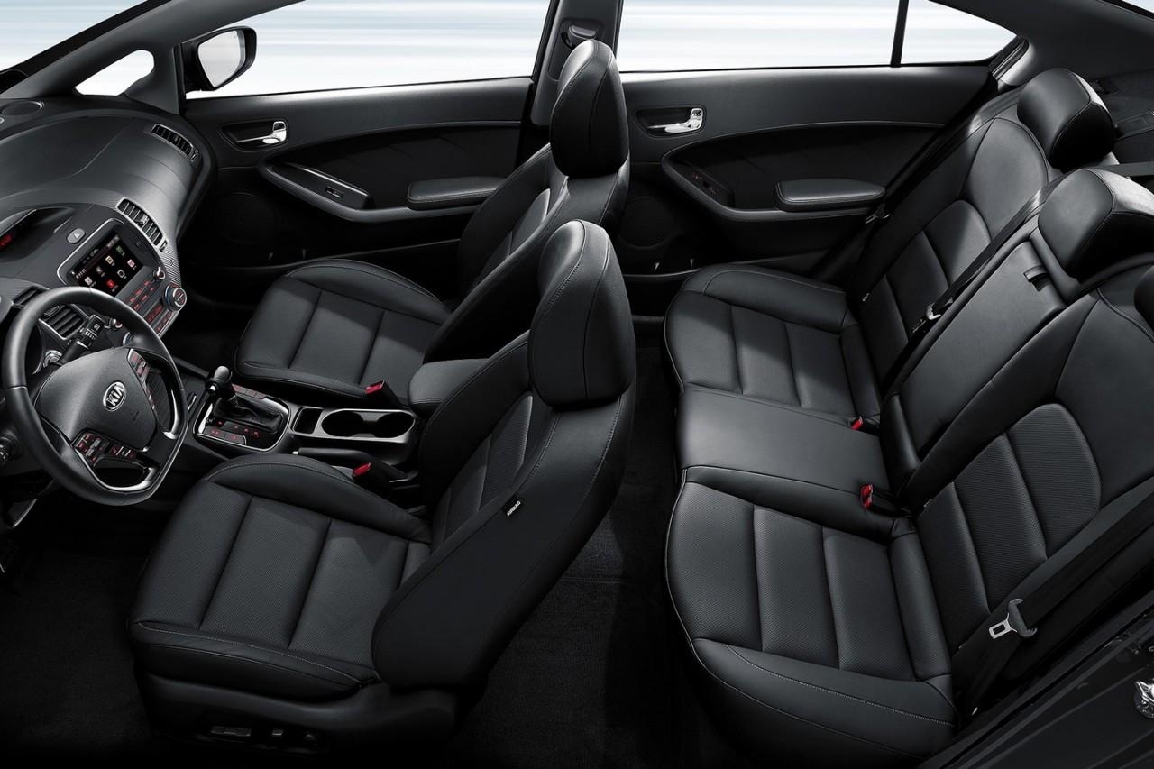 2016 Kia Cerato revealed in sedan form in South Korea ...
