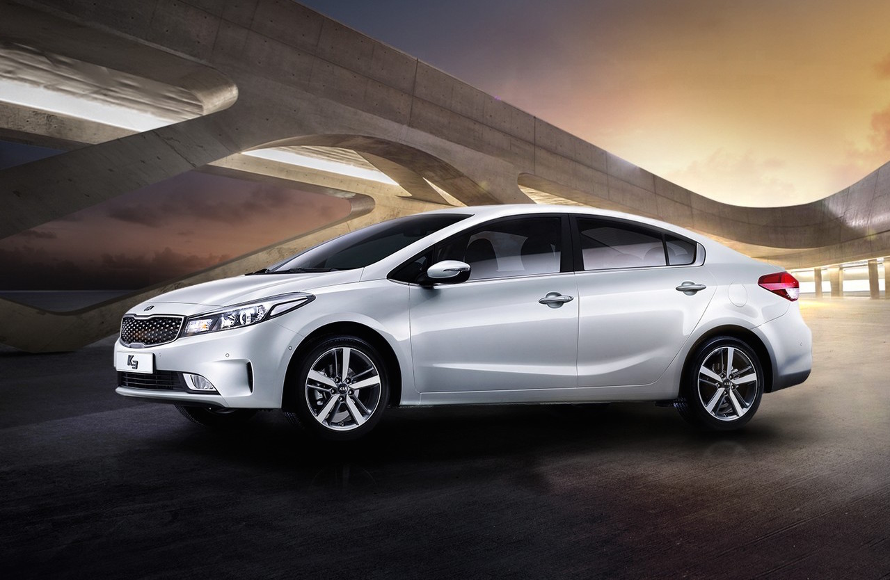 2016 kia cerato revealed in sedan form in south korea performancedrive. Black Bedroom Furniture Sets. Home Design Ideas