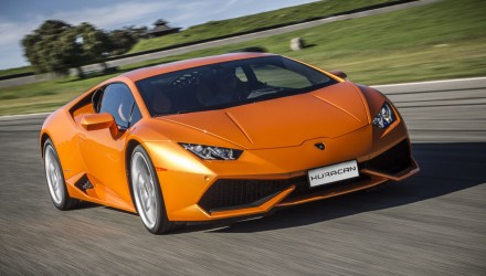 2016 Lamborghini Huracan on sale in Australia from $428,000