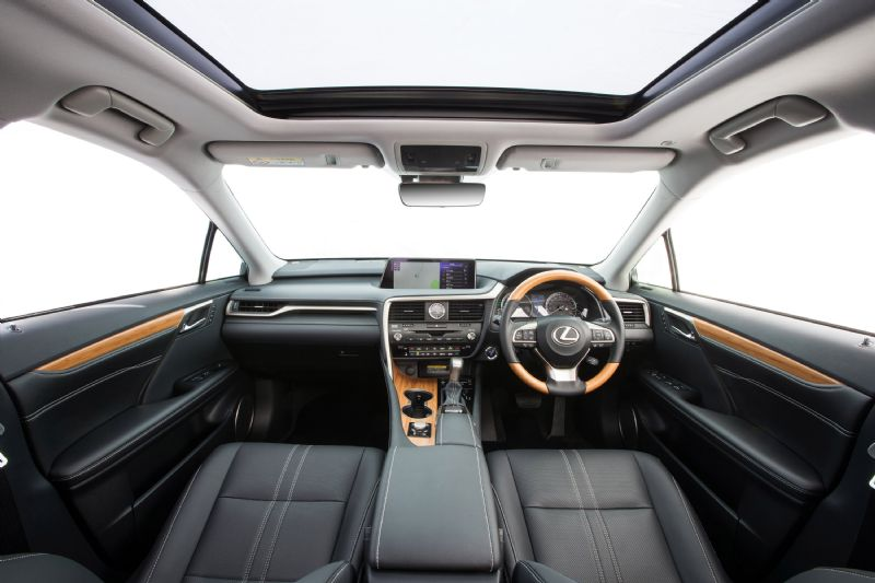 2016 lexus rx now on sale in australia from 73 000 performancedrive. Black Bedroom Furniture Sets. Home Design Ideas