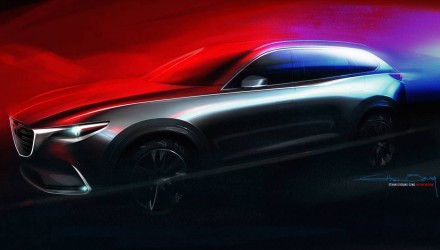 All-new 2016 Mazda CX-9 confirmed for LA show debut