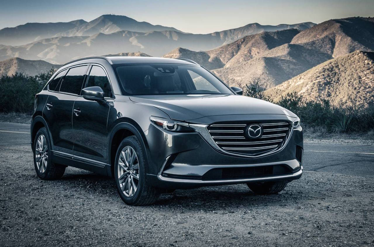 2016 mazda cx 9 revealed debuts new 2 5t engine performancedrive. Black Bedroom Furniture Sets. Home Design Ideas