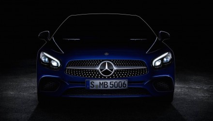 2016 Mercedes-Benz SL-Class facelift confirmed for LA show debut