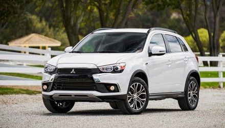 2016 Mitsubishi ASX revealed in US-spec Outlander Sport form