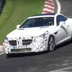 Mercedes-Benz SLC prototype spotted, cracking soundtrack (video)