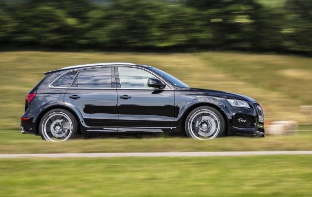 ABT Audi SQ5-driving