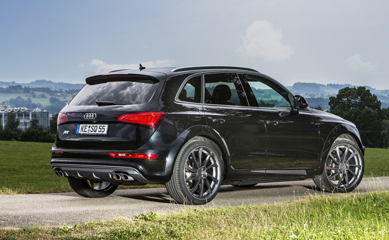 abt reveals tuning package for audi sq5 performance diesel performancedrive. Black Bedroom Furniture Sets. Home Design Ideas