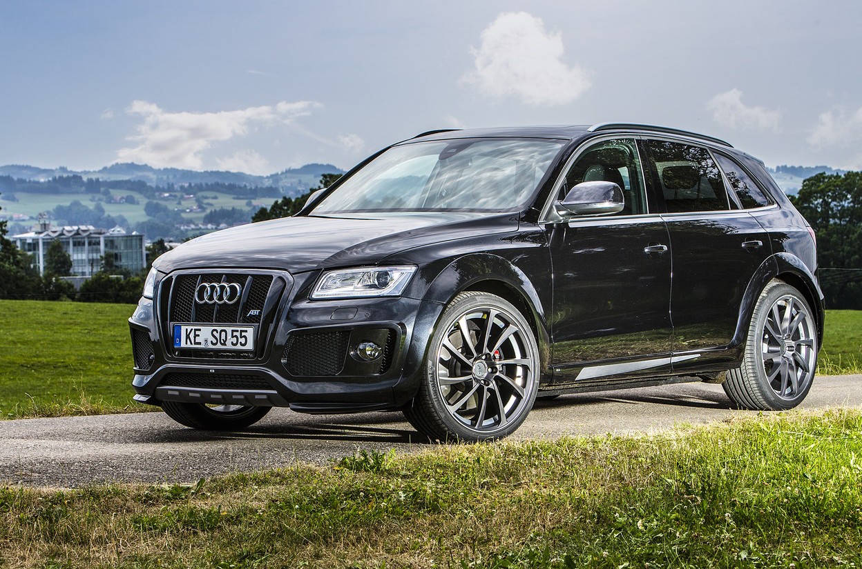 ABT reveals tuning package for Audi SQ5 performance diesel