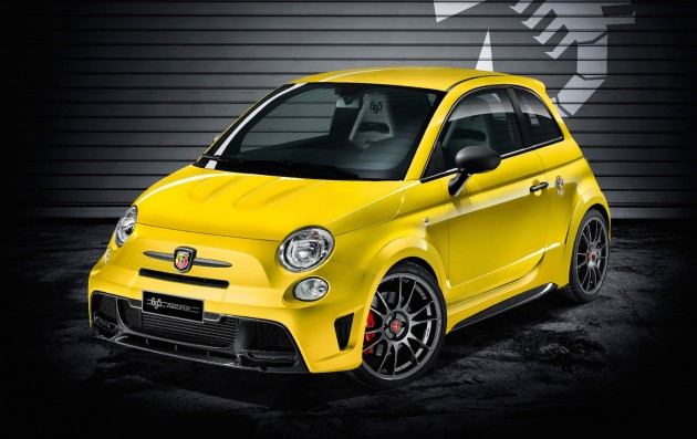 Abarth 695 Biposto Record edition