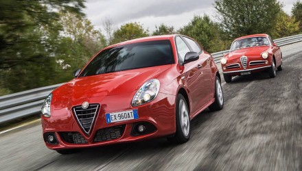 2015 Alfa Romeo Giulietta Sprint on sale in Australia from $31,000