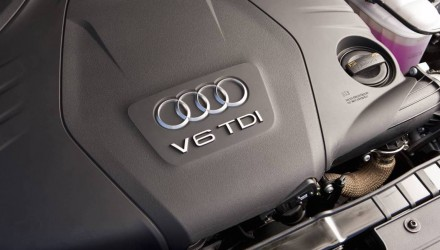 Volkswagen admits 3.0 TDI fitted with emissions cheating device