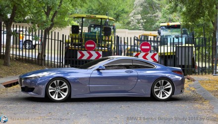 Future BMW 8 Series renderings show potential