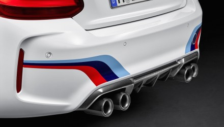 M Performance unveils enhancements for new BMW M2 at SEMA