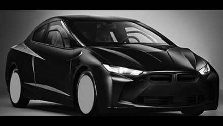 Is this the next BMW 'i' car – the i5?