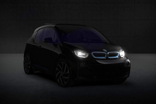 BMW i3 Shadow Sport-teaser