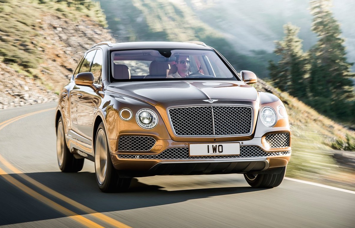performance coupe version of the bentley bentayga. Cars Review. Best American Auto & Cars Review