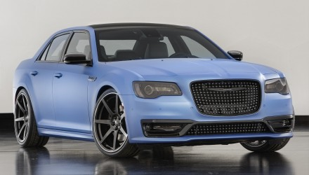 Chrysler unveils tough 300 Super S concept at SEMA