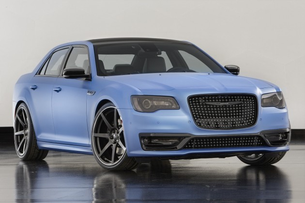 Chrysler 300 Super S concept