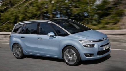 Citroen throws in free tech pack for Grand C4 Picasso, $5000 value