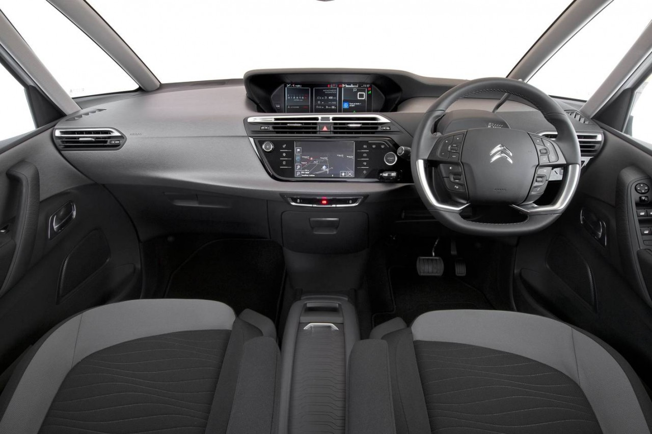 Citroen throws in free tech pack for Grand C4 Picasso, $5000 value ...