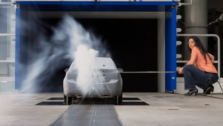 GM invests US$30 million for new wind tunnel