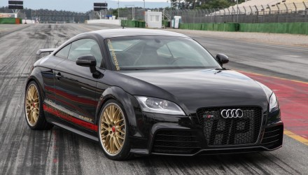 HPerformance tunes the Audi TT RS, insane 5-cylinder power
