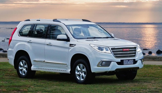 top 10 best 7 seat suvs coming to australia in 2015 2016 performancedrive. Black Bedroom Furniture Sets. Home Design Ideas