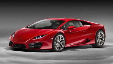 Lamborghini Huracan LP 580-2 unveiled, gets RWD drivetrain