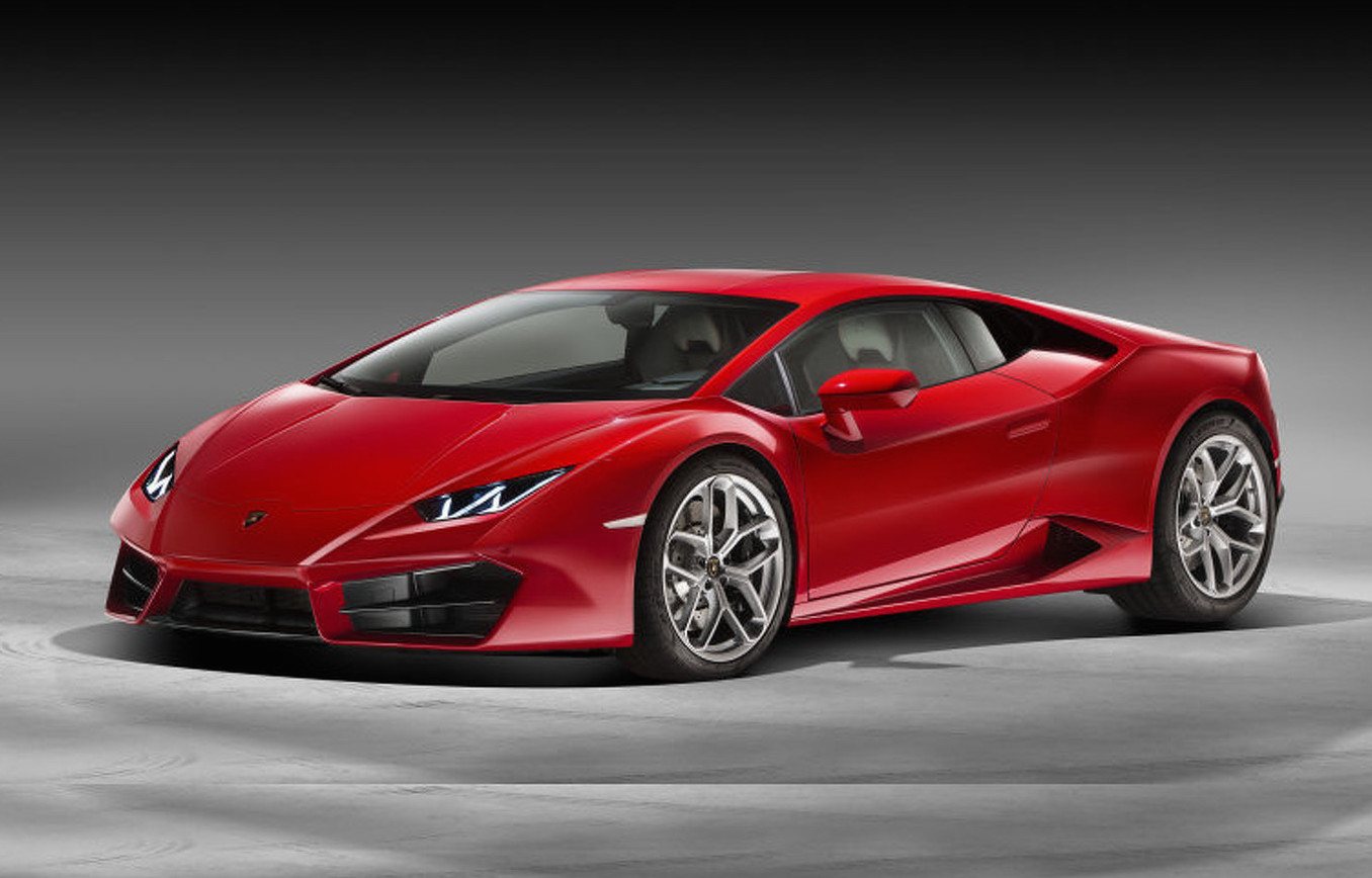 lamborghini huracan lp 580 2 unveiled gets rwd drivetrain. Black Bedroom Furniture Sets. Home Design Ideas