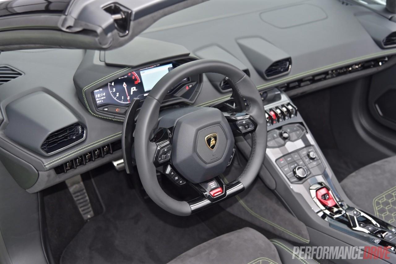100+ [ Lamborghini Huracan Inside ] | 2018 Lamborghini ...