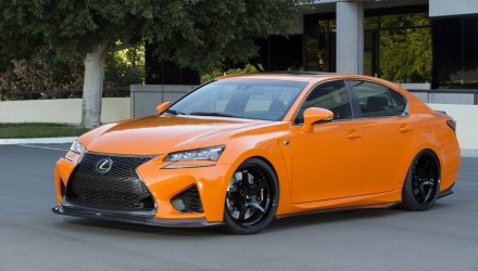 Lexus unveils custom RC F & GS F concepts at SEMA show