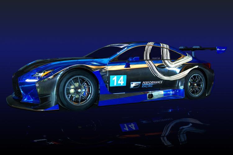 Lexus unveils custom RC F & GS F concepts at SEMA show ...