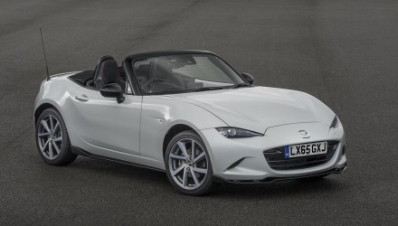 Mazda MX-5 Sport Recaro edition announced in the UK