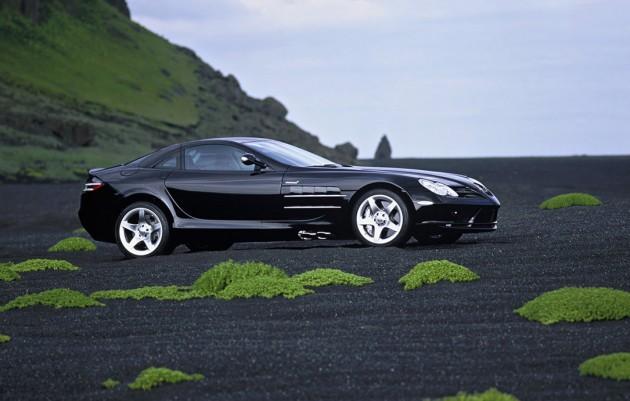Mercedes-Benz SLR McLaren-2004