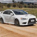 Mitsubishi Lancer Evolution 'Final Edition' on sale from $53,700