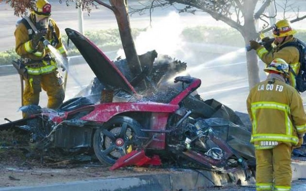 Paul-Walker-crash-Porsche
