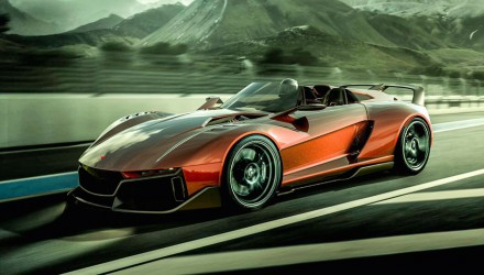 Rezvani Beast X unveiled, uses insane 2.4L twin-turbo engine