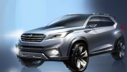Subaru confirms Tribeca replacement for 2018, all-new 7-seat SUV