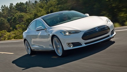 Tesla Model S recalled for potential seat belt fault, all 90,000 affected