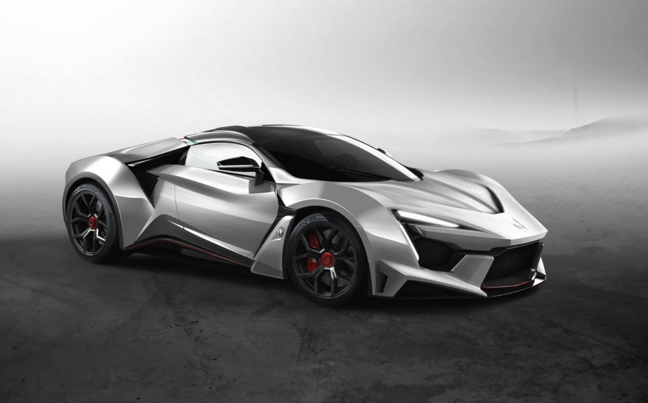 W Motors Unveils Epic Fenyr Supersport Over 900hp Performancedrive