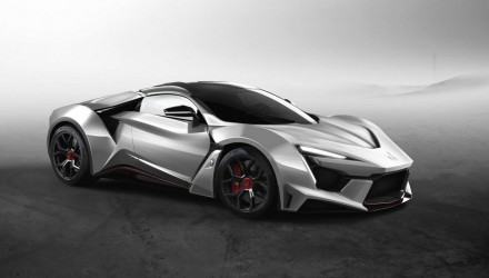 W Motors unveils epic Fenyr SuperSport, over 900hp