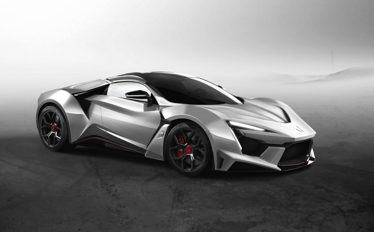 W Motors Fenyr >> W Motors unveils epic Fenyr SuperSport, over 900hp | PerformanceDrive
