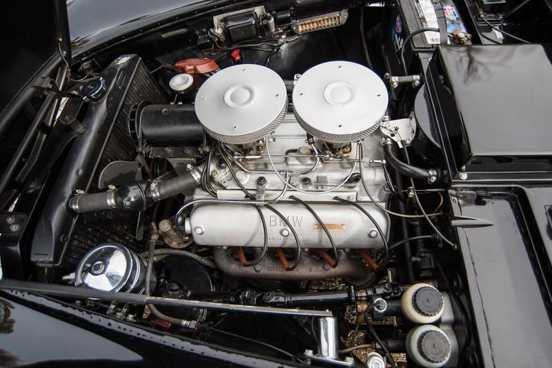 1959 BMW 507 Roadster Series II V8 Engine