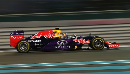 Infiniti & Red Bull Racing terminate partnership at end of 2015