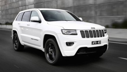 MY15 Jeep Grand Cherokee to hang around, MY17 arrives October