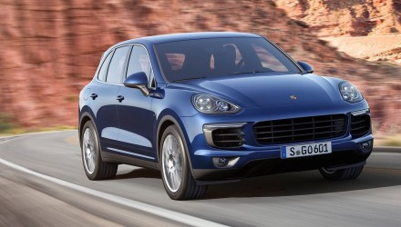Porsche surpasses annual sales record, selling over 200,000 units