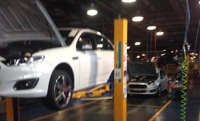 2016 Ford Falcon XR6 Turbo Sprint goes into production?