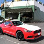 First Ford Mustang orders arrive in Australia, sold out for 2016