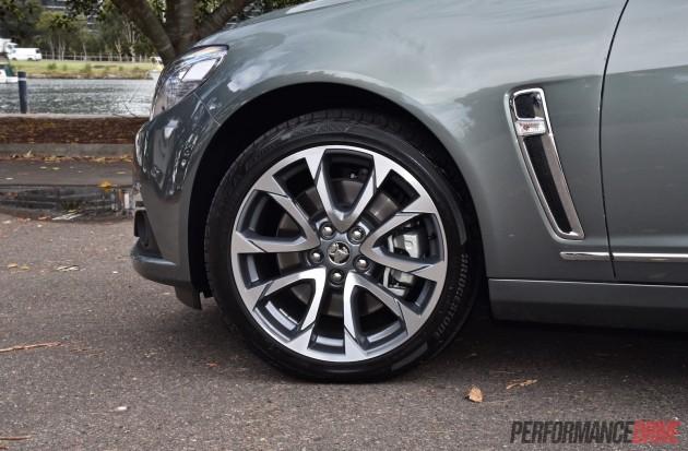 2016 Holden Calais V-19in wheels